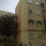 Aislamiento térmico en fachadas mediante trabajos verticales.ABAJOS VERTICALES.